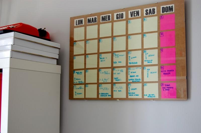erase board perpetual calendar