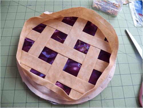 Cool Diy Potholders Looking Like Real Pies