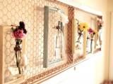 wall art floral arrangement