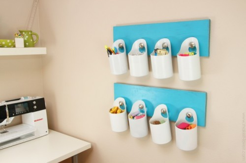 hanging storage bins (via makeit-loveit)