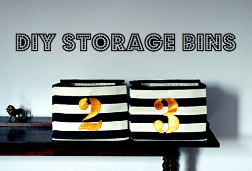 numbered storage bins (via odetoawe)