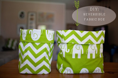 reversible storage box (via tellloveandchocolate)