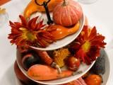 harvest plate centerpiece