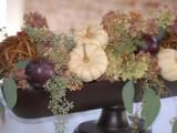 bountiful fall centerpiece