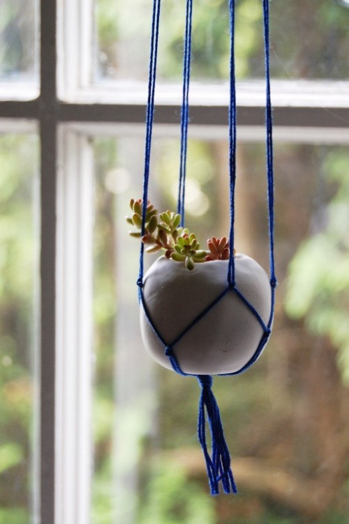 Cool Diy Tiny Clay Pots