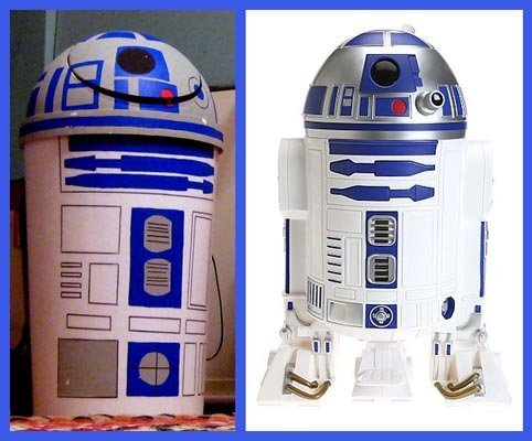 R2D2 trash can (via apartmenttherapy)