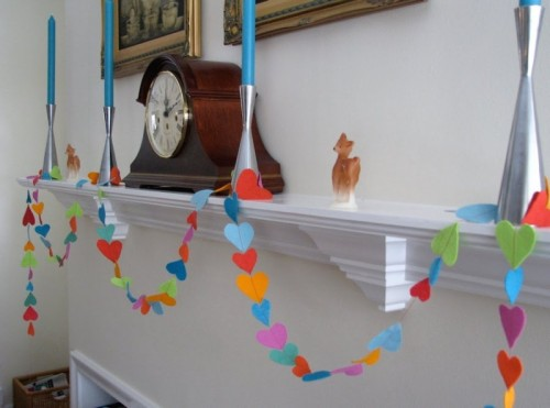 The Easiest DIY Heart Garland Ever (via made-by-rae)