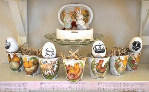 vintage Easter peat pots (via wingsofwhimsy)