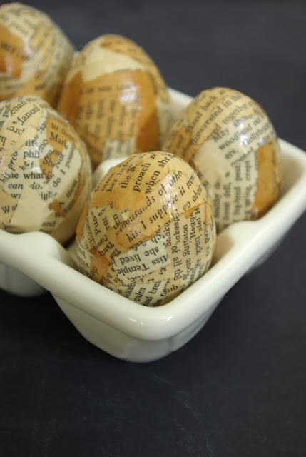 vintage book page eggs (via oleanderandpalm)