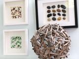 driftwood orb for decor
