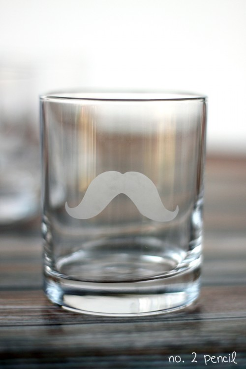 mustache glass (via number-2-pencil)