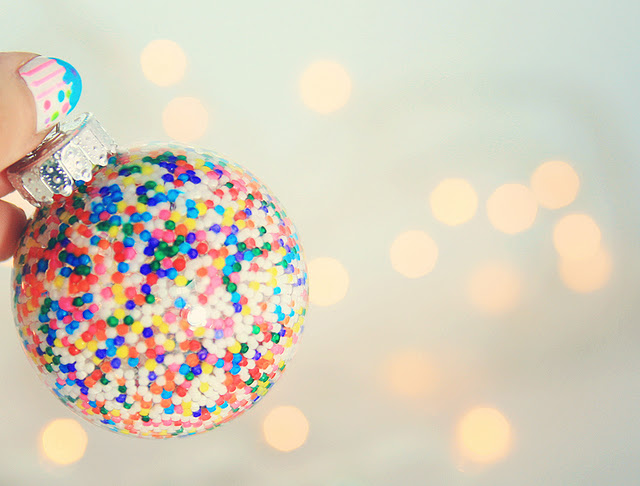 Cool Filled Diy Christmas Tree Ornament