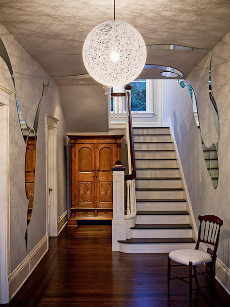 Cool And Stylish Foyer Ideas : 15 Cool Entryway Decorating Ideas  Shelterness
