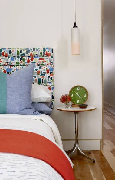 37 Cool Hanging Bedside Lamps Shelterness