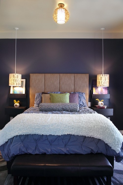 Awesome Cool Hanging Bedside Lamps Shelterness With Funky Bedside Lights