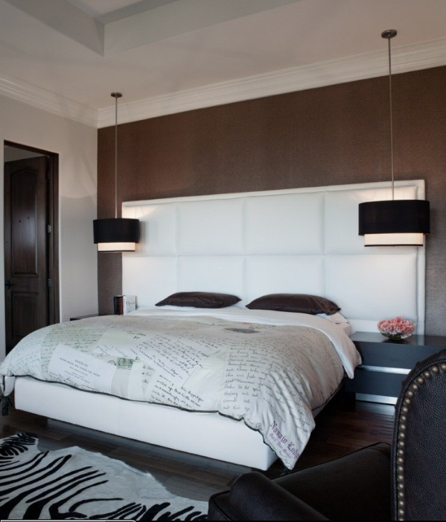 cool hanging bedside lamps shelterness