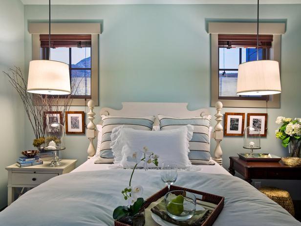 37 cool hanging bedside lamps photo 24. Black Bedroom Furniture Sets. Home Design Ideas