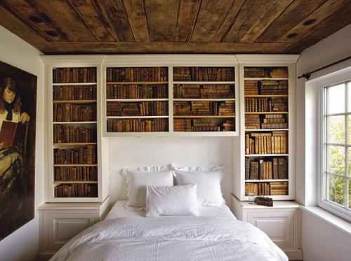 If you're into books than here is a storage solution for ...