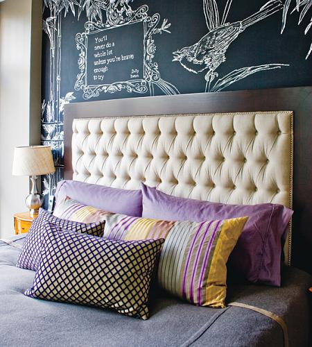 So Cool Headboard Ideas That You Wont Need More Shelterness - Headboard designs ideas
