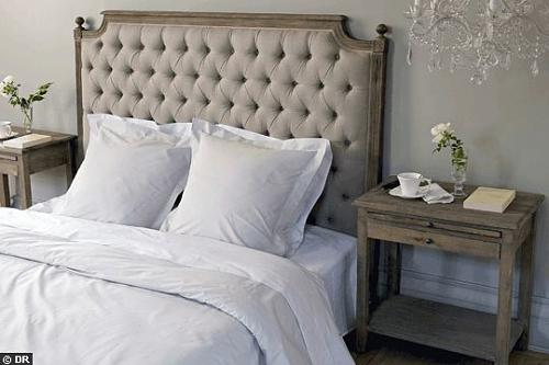 169 so cool headboard ideas that you won t need more shelterness - Tete de lit blanc d ivoire ...
