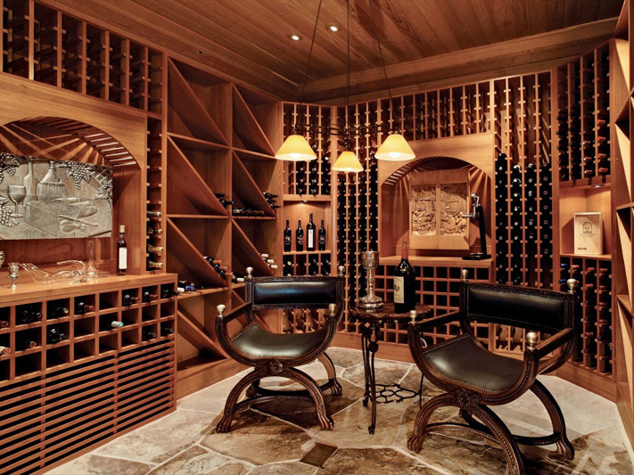 home wine cellar designs you can only dream of photo 2
