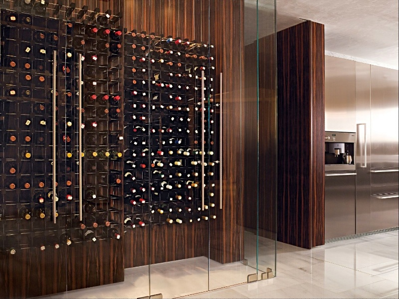 Home Wine Cellar Designs You Can Only Dream Of » Photo