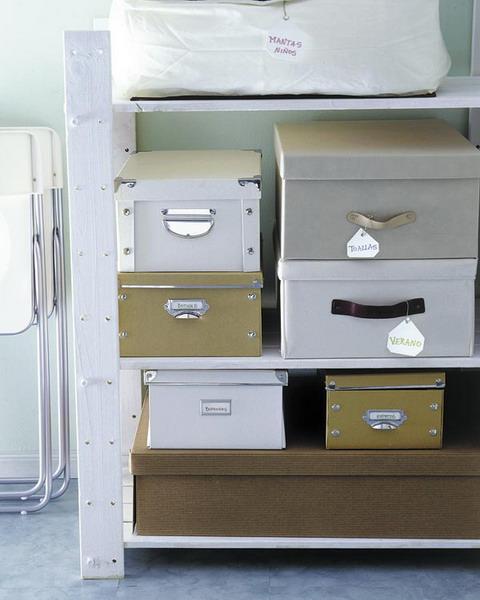 Коробки-для хранения разных вещей сейчас очень популярны.