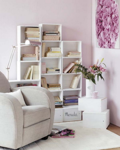 Cool Ideas To Use Simple Storage Boxes In Different Rooms