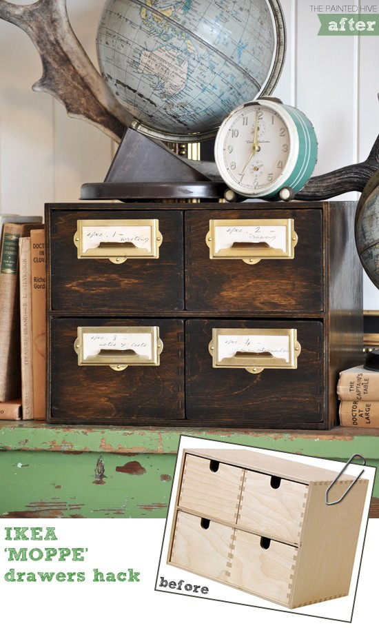 Moppe drawers hack