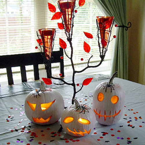 Last Minute Halloween Decorations - Happy Halloween! - DigsDigs