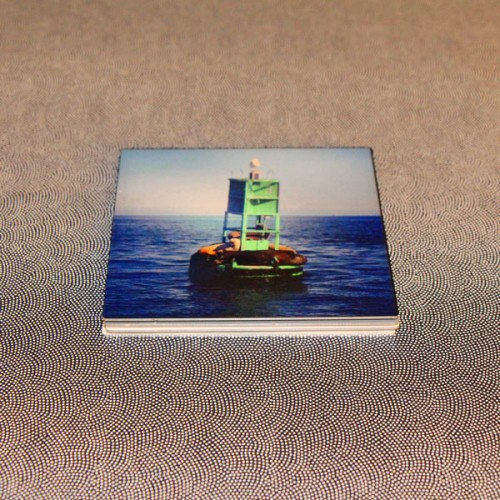 instagram photo print coasters (via blog)