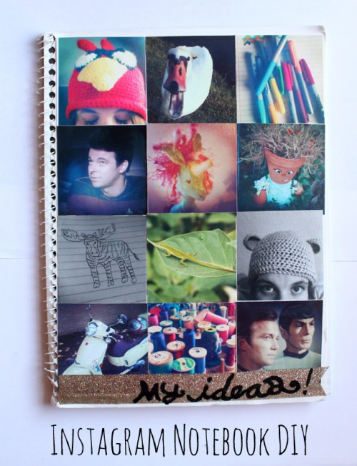 instagram notebook (via punkprojects)