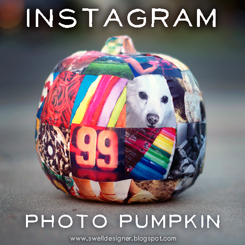 instagram photo pumpkin (via swelldesigner)