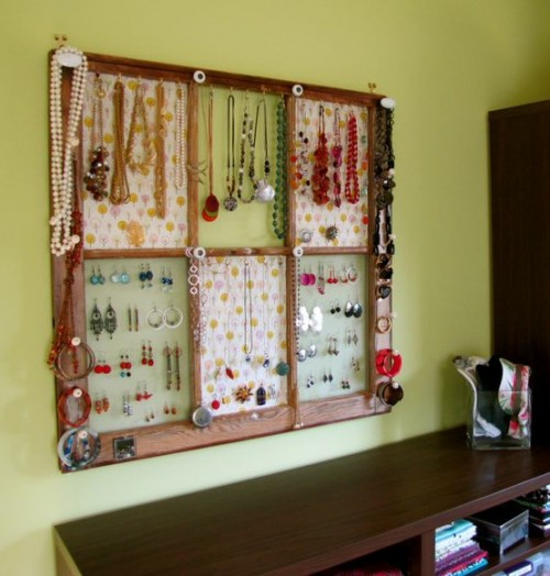 Cool Jewelry Storage Ideas