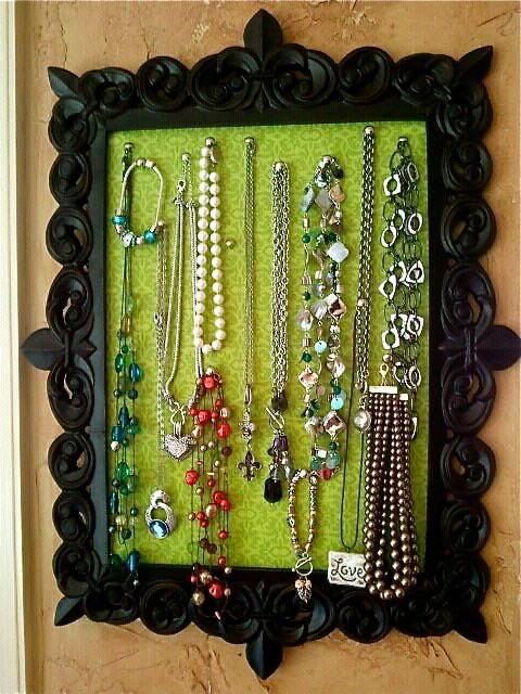 50 Cool Jewelry Storage Ideas Shelterness LZi4Sm4D