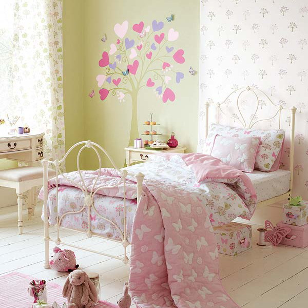 Picture of cool kids room decor ideas - Kids room decoration ...
