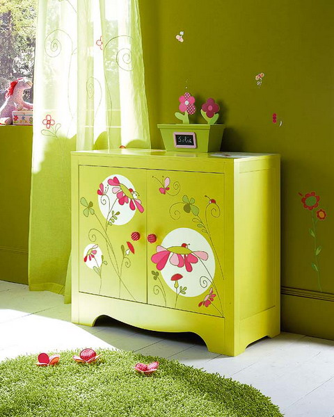Picture of cool kids room decor ideas for Cool kids rooms decorating ideas