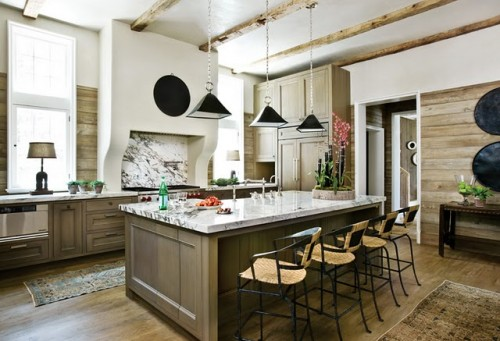 Cool Kitchen Backsplashes