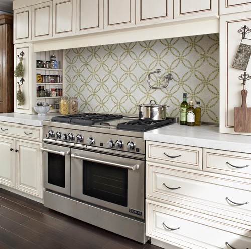 6 Kitchen Backsplash Ideas That Will Transform Your Space: 35 Cool And Creative Kitchen Backsplashes