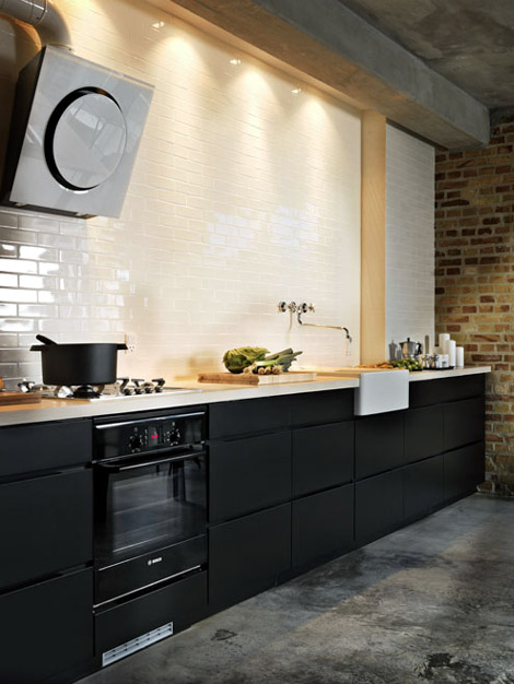 35 cool and creative kitchen backsplashes shelterness