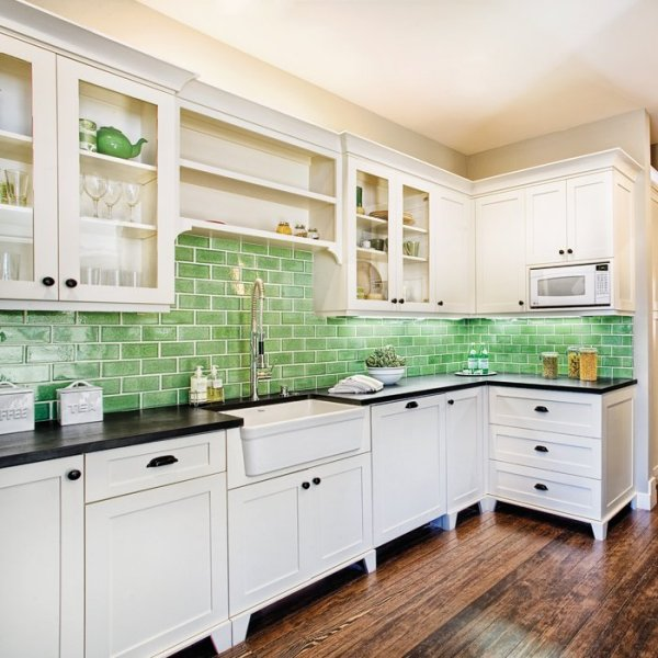 cool kitchen backsplashes - Cool Kitchen Backsplash Ideas