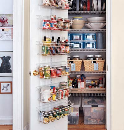 Cool Kitchen Pantry Design Ideas Part 23