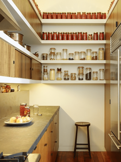 Trend Cool Kitchen Pantry Design Ideas