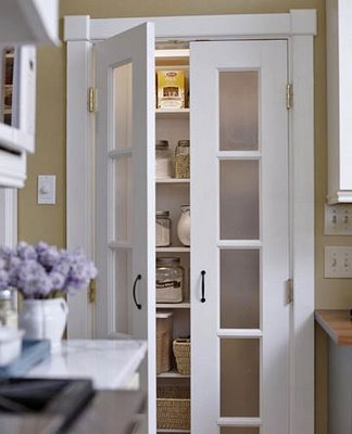 Kitchen Pantry Design Ideas Magnificent Decorating
