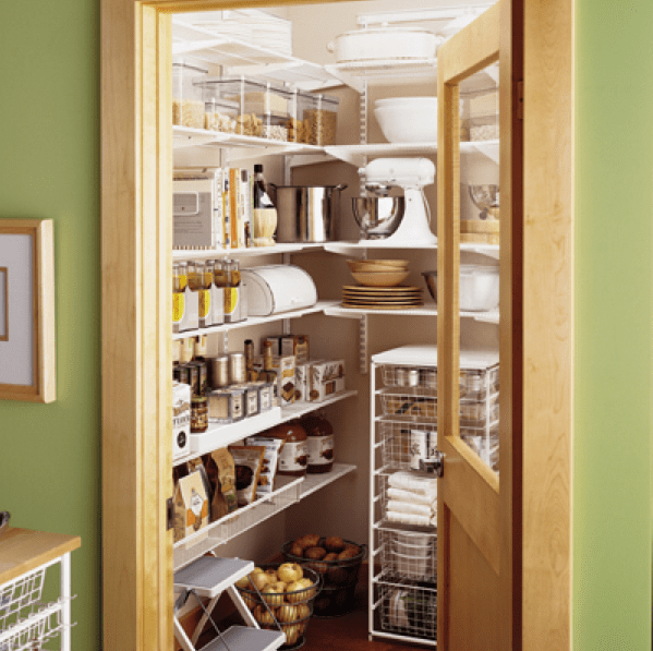 Picture of cool kitchen pantry design ideas for Cool kitchen designs