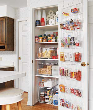 Delightful Cool Kitchen Pantry Design Ideas