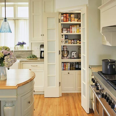 cool kitchen pantry design ideas - Walk In Pantry Design Ideas