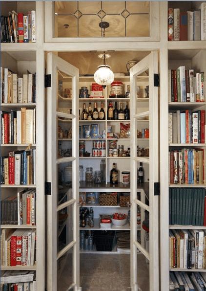 kitchen closet design 21 Contemporary Art Sites Cool Kitchen Pantry