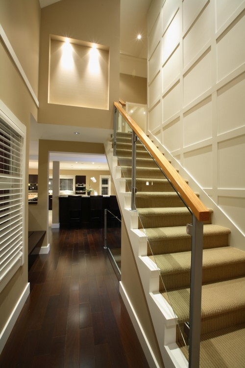 35 Cool Stair Carpet Runners To Make Your Life Safer   Viral Pictures Of  The Day: 35 Cool Stair Carpet Runners To Make Your Life Safer