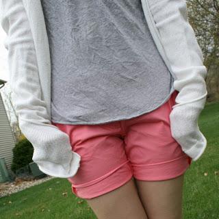 refashioned shorts (via laviediy)